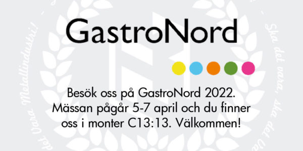 Gastro Nord 2022 April