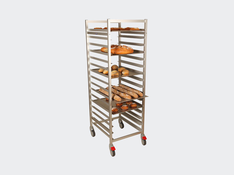 Bak- & pizzaplåtsvagn